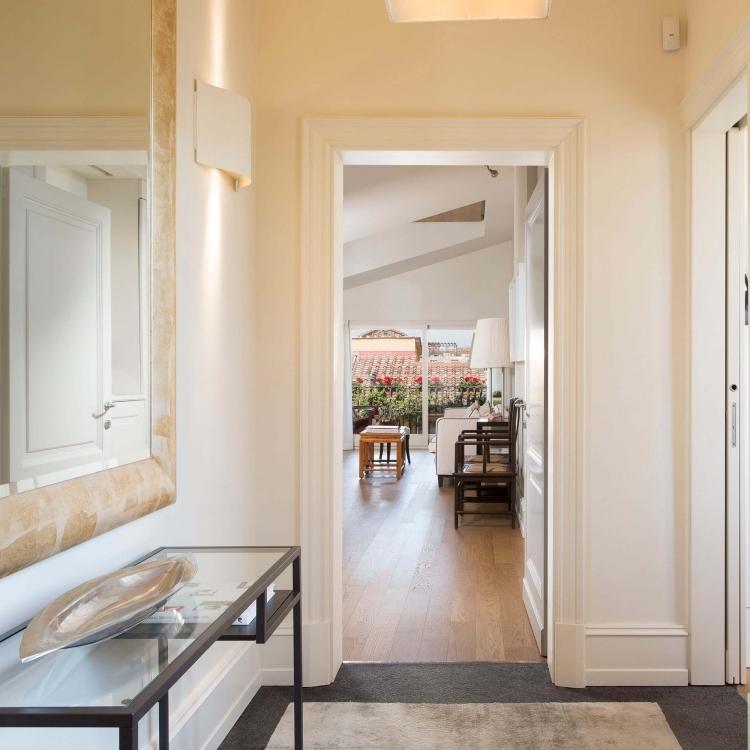 Entrance to Casa Ventura.