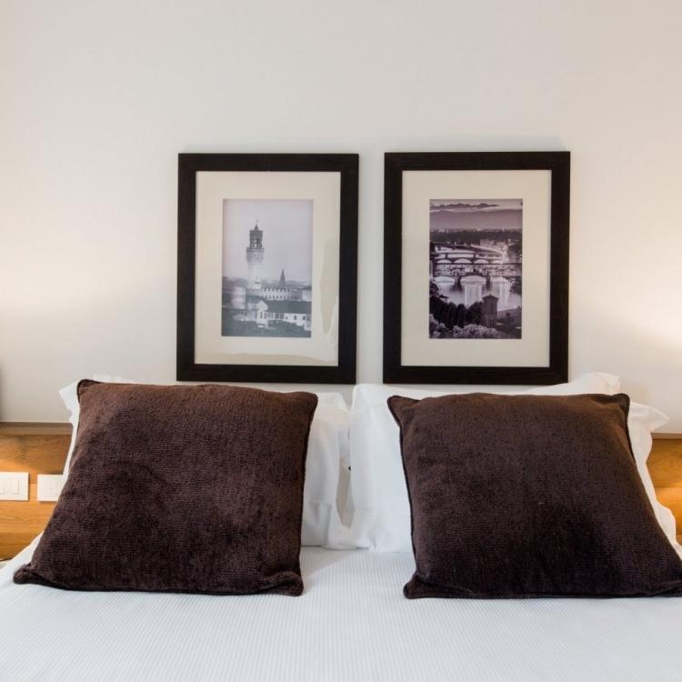 Queen Double Bedroom