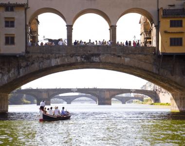 The Neighborhood: Ponte Vecchio