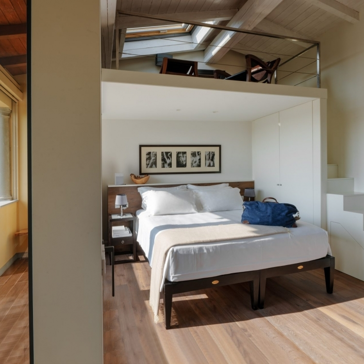 Master Suite with views over Florence