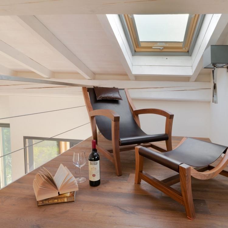 Mezzanine Level Master Suite