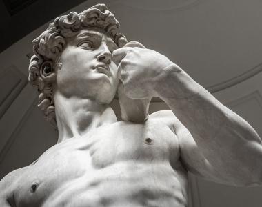 The Neighborhood: Galleria dell'accademia - Il David
